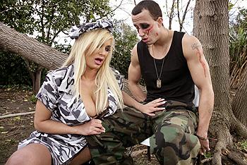 Rambina Shyla Stylez & Chris Strokes