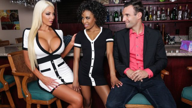 Nicolette Shea, Demi Sutra – Escort For Two