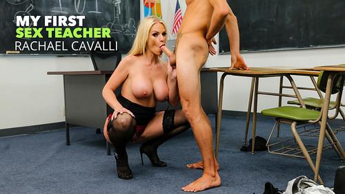 Rachael Cavalli – My First Sex Teacher