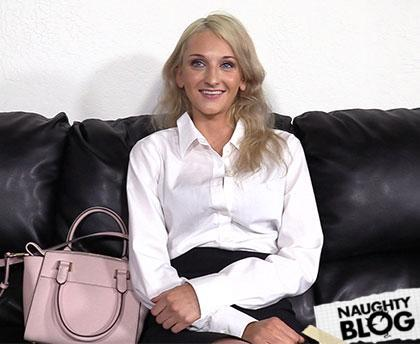 Backroom Casting Couch – Tallie