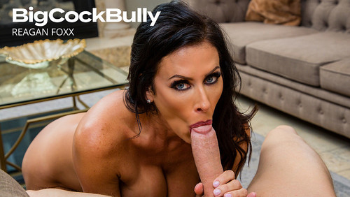 Reagan Foxx – Big Cock Bully