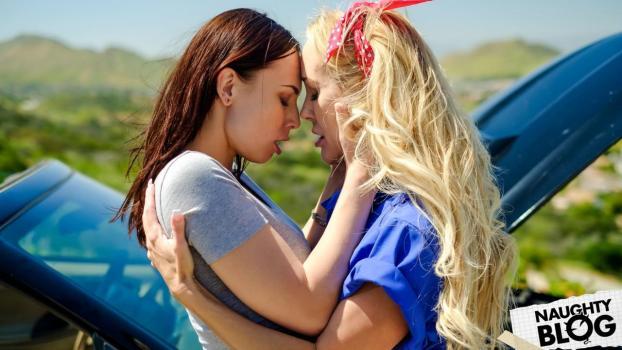 Sweetheart Video – Aidra Fox & Brandi Love