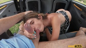 Candice Demellza – Abandoned Girlfriend Fucks Big Cock