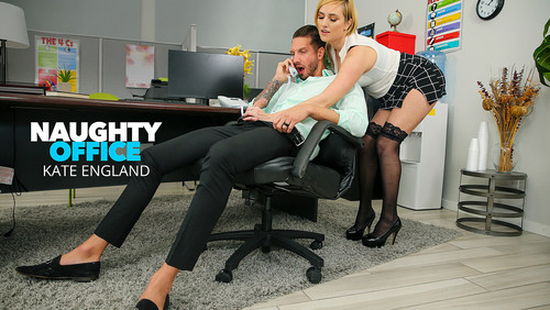 Kate England – Naughty Office