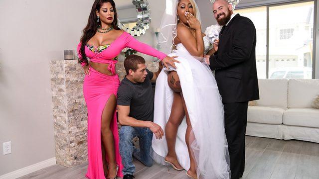 Moriah's Wedding Shower Bridgette B, Moriah Mills & Xander Corvus