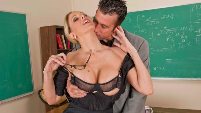 How To Handle Your Students: 101 Julia Ann & Billy Glide
