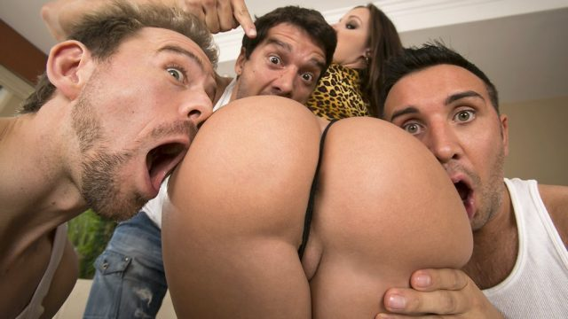 Daylight Airtight Jada Stevens, Erik Everhard, Keiran Lee & Ramon