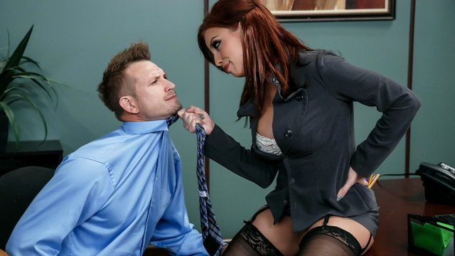 Britney Amber – The Boss's Butt