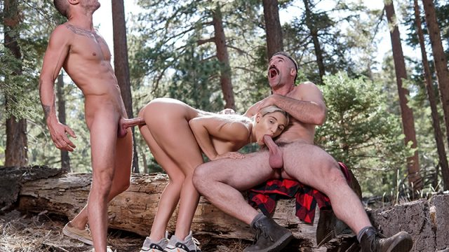 The Trip: Part 2 Abella Danger, Charles Dera & Scott Nails