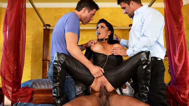 Romi Rain in Deadly Rain: Part Four