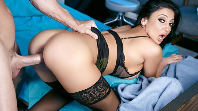 The Insomniac Sucker Audrey Bitoni & Johnny Sins