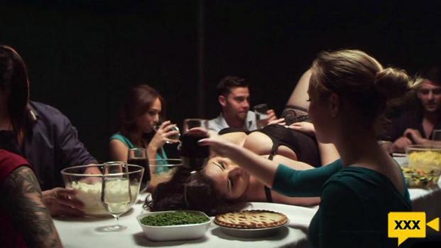 Team Skeet X James Deen – Jessie Parker, Harper Hughes, Karmen Karma & Lyla Storm