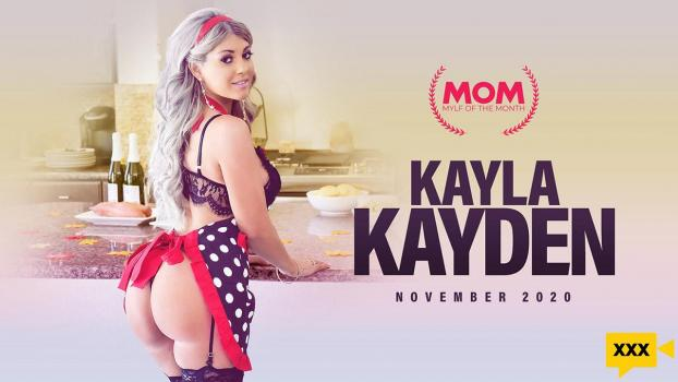 Mylf Of The Month – Kayla Kayden