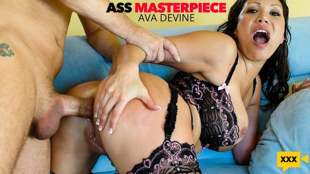 Devine ass ava Ava Devine